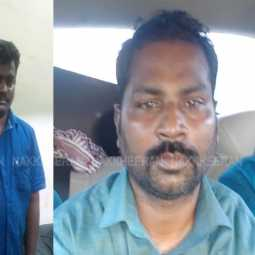 sivagangai district karaikudi thief ecr road police arrrested