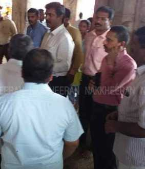 Srirangam Temple statue issue: Action investigated by IG anbu
