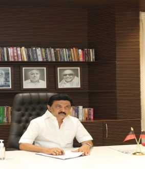 international nurses day tamilnadu chief minister mkstalin wishes
