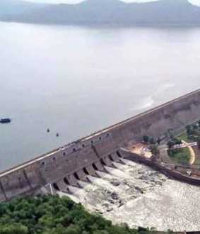 Mettur Dam reaching 100 feet for the third time