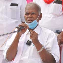Communist Party of India senior leader nallakannu birthday