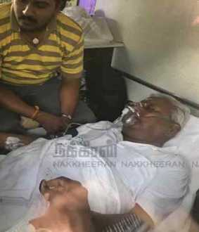 Saravanapavan Rajagopal treated in private hospital... Court permission !!