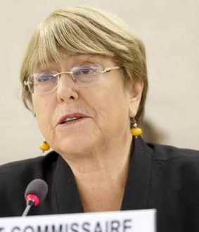 un human rights commission chief on delhi issue
