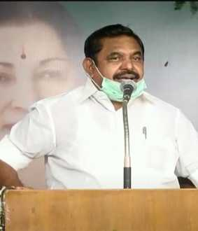 CM PALANISAMY SPEECH AT SALEM
