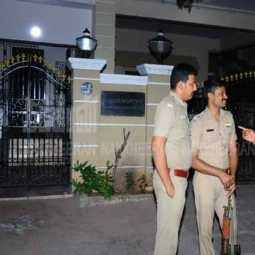 incident in auditor gurumoorthy home
