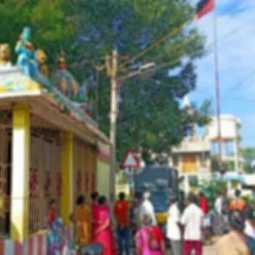 Theft at Sathyamangalam temples... police investigation