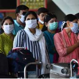 MAHARASTRA AND TAMILNADU CORONAVIRUS STRENGTH INCREASED