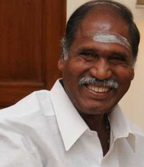 NR CONGRESS LEADER AND FORMER CM OF PUDUCHERRY RANGASAMY ELECTION CAMPAIGN