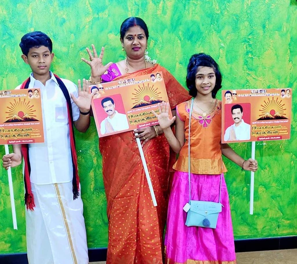 IP Senthilkumar puts an end to Palani constituency sentiment