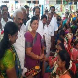 dindigul district  pregnant women function Breastfeeding  very important child health  MLA  speech