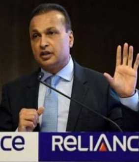 RELIANCE COMMUNICATIONS MD ANIL AMBANI