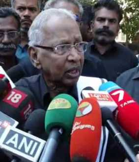 Periyar is still living ... K Veeramani Interview
