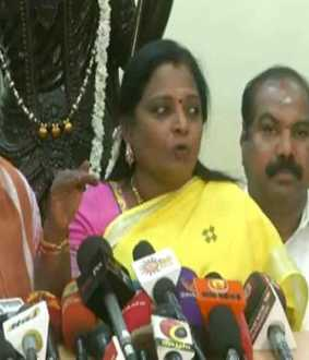 tamilisai interview