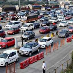 wait time in toll plazas increased after fastag implementation
