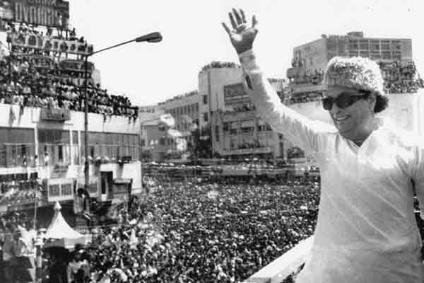 Tamil Nadu Election 1971 History