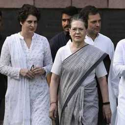 CONGRESS PARTY LEADER SONIA GANDHI SPG SECURITY ISSUES PARLIAMENT
