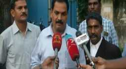 arrest  man who spread the scandal to the minister Jayakumar!!