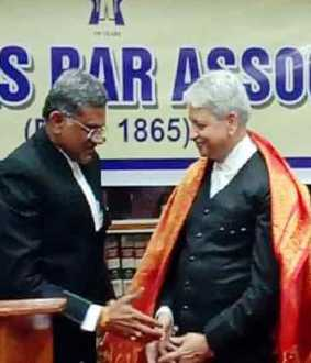 the cultural of Tamil Nadu ..' -The new Chief Justice of the   highCourt is proud!