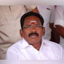 minister sellur raju coronavirus admit at hospital