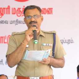 VILLUPURAM DISTRICT POLICE SP MESSAGE HELPED