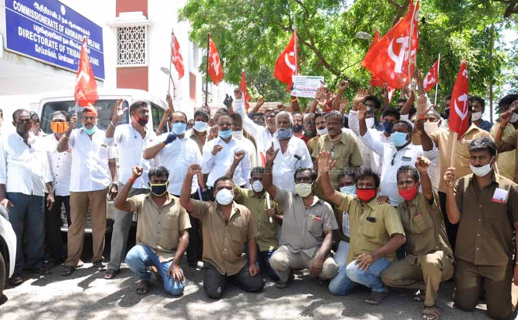 Chennai Motor Vehicle Workers Union