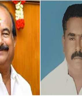dmk Personality Condemned admk Minister