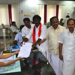 parthiban filed petition
