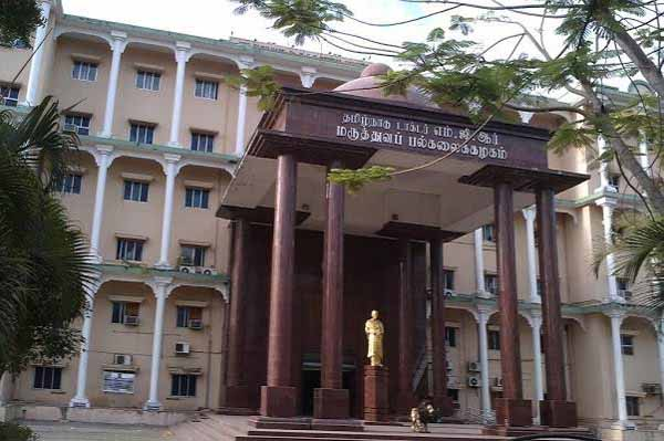 Tamil Nadu Dr. M.G.R. Medical University