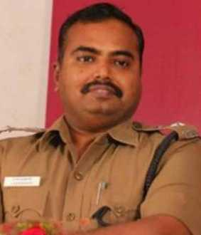 Police officer who praised Vishwamam