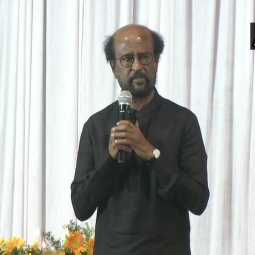 ACTOR RAJINIKANTH BIRTHDAY WISHES TAMILNADU CM AND OPPOSITION PARTY LEADER