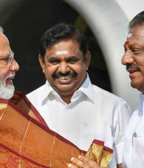 ADMK Will win election BJP assured