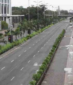 chennai full lockdown - Pictures
