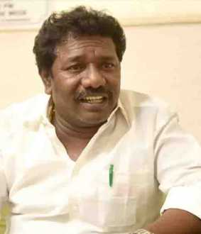 actor karunas - ‎KMDK General Secretary E.R.Eswaran -