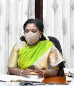 puducherry cm rangasamy admitted at hospital governor tamilisai soundararajan