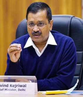 Arvind Kejriwal issues action notice