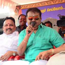 vijayakanth resend photos