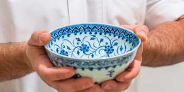 chinese artifact bowl sold for huge price in auction