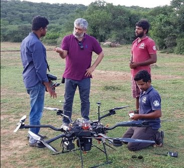 ajith and team