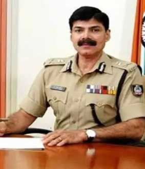 kvijay kumar ips appointed as advisor to amit shah