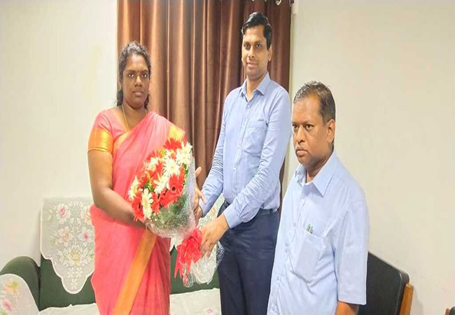 TAMILNADU NEW DUSTRICTS SPECIAL IAS OFFICERS OATH CEREMONY