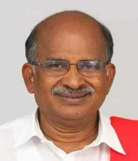 """Corona is positive but I am fine ....!"" - Communist leader C.Mahendran Information"