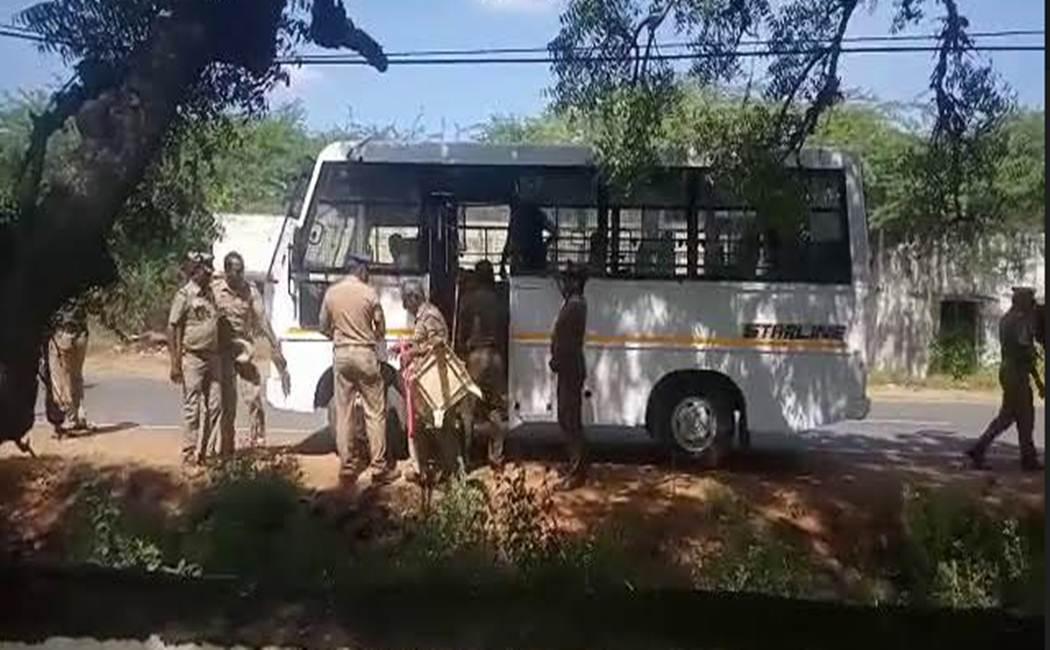Virudhunagar four unions local body election postponement