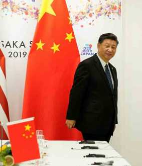 china opposes usa decision to quit who