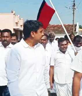 Coimbatore is a separate island- DMK questioned police!