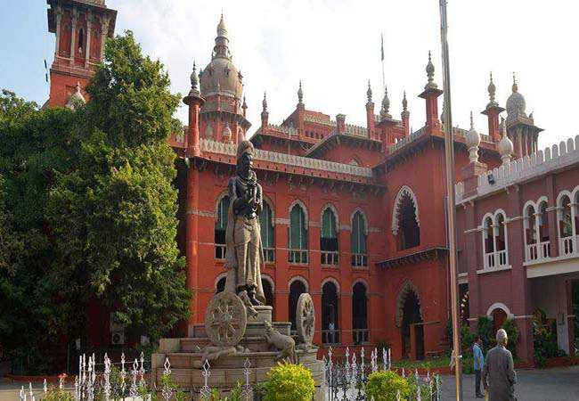 social media companies activities chennai high court shock