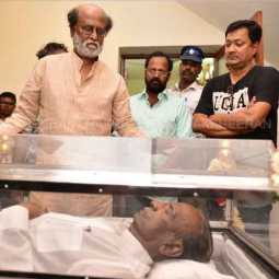Director Mahendran's body respects ...