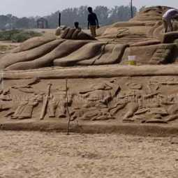 Thiruvalluvar's 2051 Birthday Celebration at Mamallapuram...