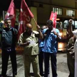 strike in coimbatore