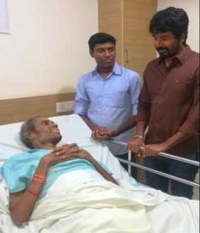 Actor Sivakarthikeyan opting for Nell Jayaraman's medical expenses