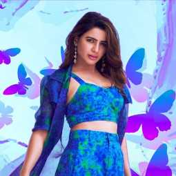 Actress Samantha Akkineni photos